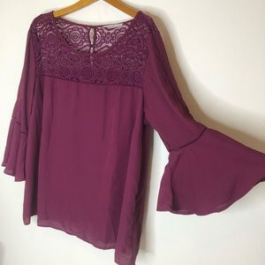 Signature Collection Blouse 1X